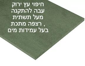 רצפה פנימית ,מחסן גינה ID GARDEN