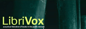 LibriVox - Resource for downloading and recording public domain free audio books