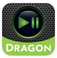 Nuance Dragon Voice Recorder Recording App for iPhone iPad iOS6