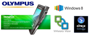 Olympus ODMS R6.1.0 Update for Dictation and Transcription Module on Windows