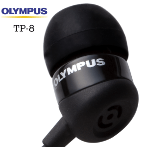 olympus tp8 phone pickup mic for phone call record tape