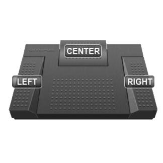 usb transcription foot pedal