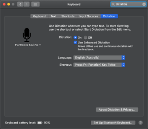 Voice Recognition On Your Mac - Speech to Text Free