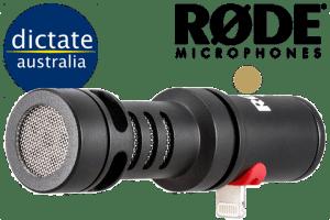 Rode Mics Australia Audio Recording