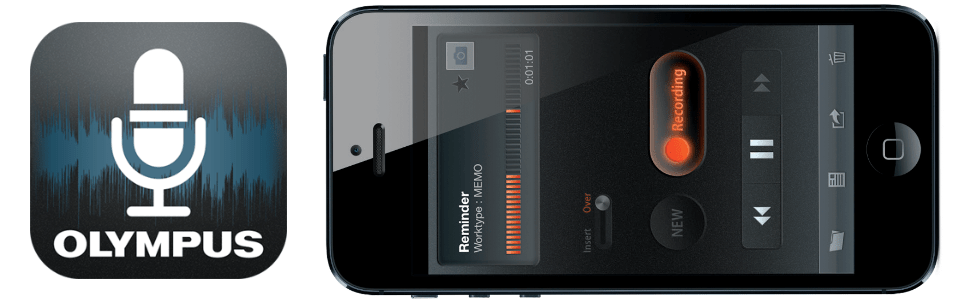 Olympus Dictation App with ODDS Subscription