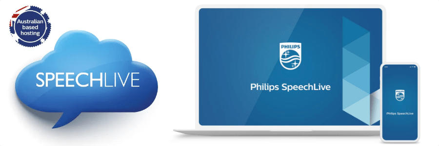 Dictate Australia the Philips SpeechLive experts