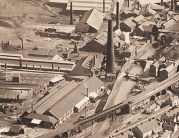 Landore works - now the site of the Liberty Stadium