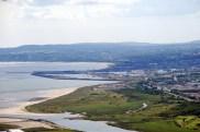 Swansea from Neath