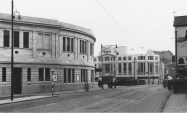 Swansea high street station for the GWR Railway