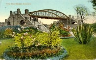 Slip Bridge from Victoria park