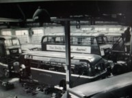 Bus garage swansea