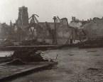 Castle Street Swansea 1940s