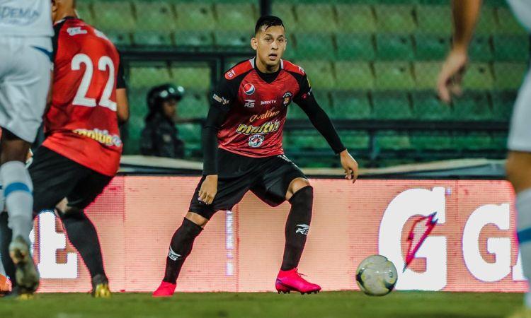 Anderson Contreras, el mejor jugador de Venezuela en la encuesta de El País.