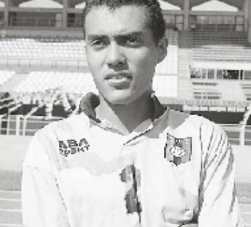 Juan Arango en 1999
