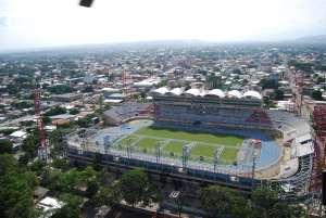 """Estadio Agustín Tovar, """"La Carolina"""" de Barinas"""