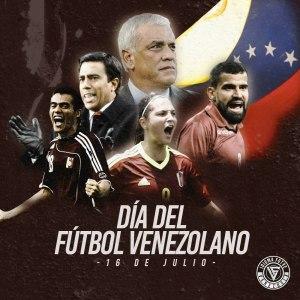 Día del Fútbol Venezolano