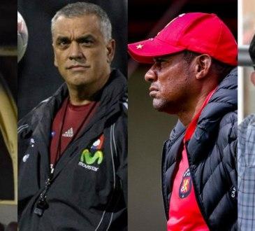 Figuras del fútbol venezolano