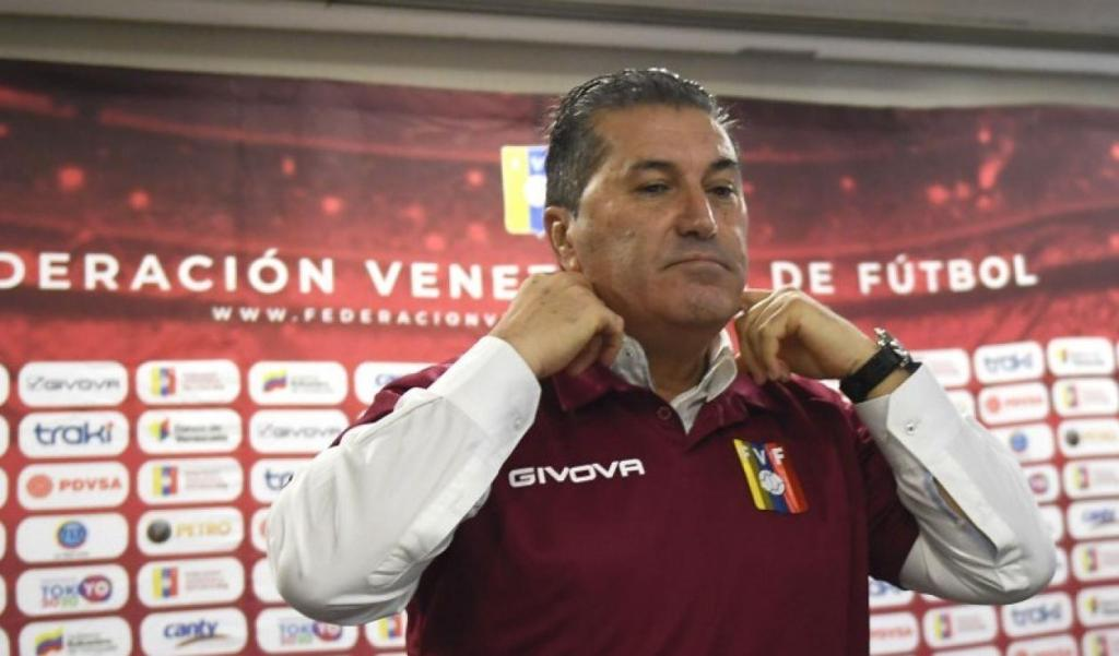 José Peseiro, DT de la Vinotinto