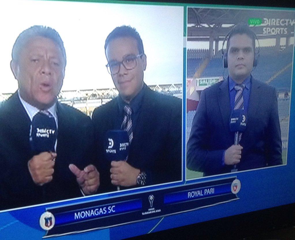 Staff Directv Sports Venezuela