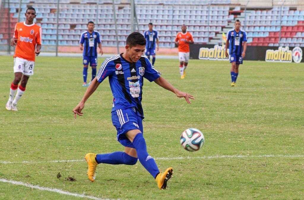 Jefferson Savarino en el Zulia FC.
