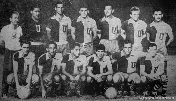 UCV 1962.