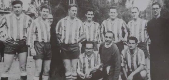 Colegio San José, 1939