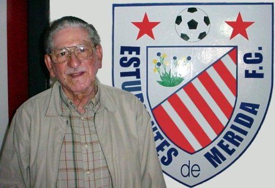 Guillermo Soto Rosa, fundador de Estudiantes de Mérida