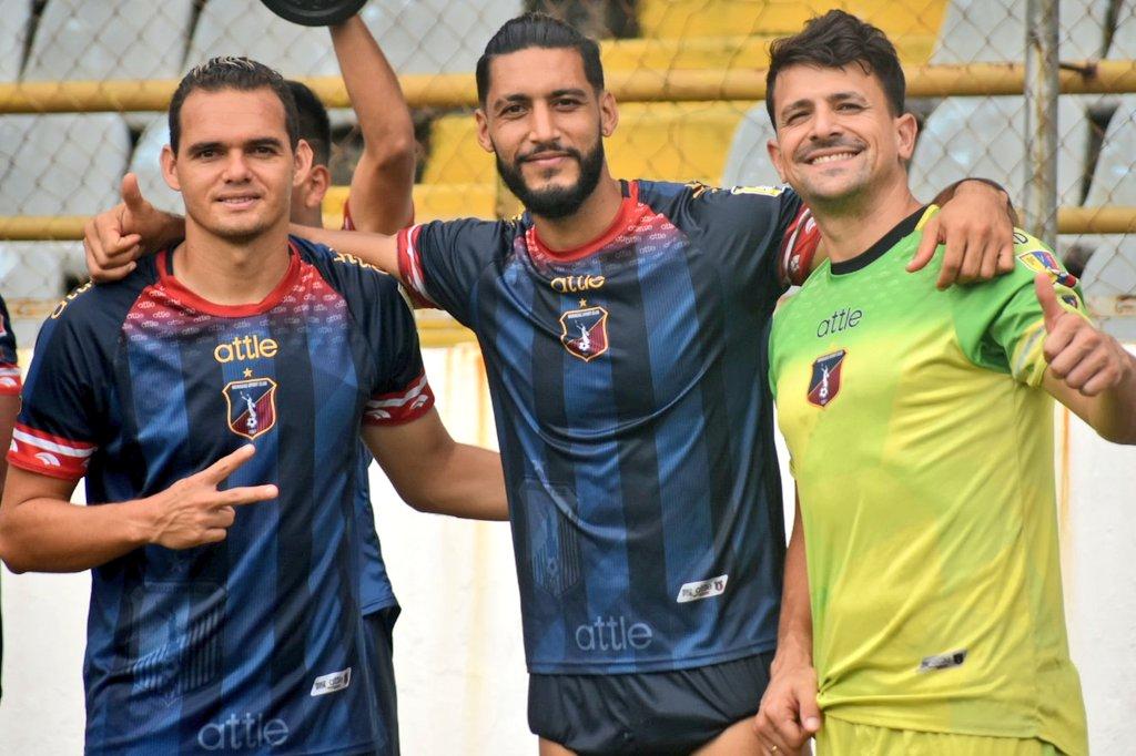 Nico Caprio, portero del Monagas SC