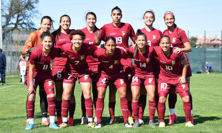 La selección de Venezuela vuelve a unirse, esta vez ante Argentina como previo al torneo femenino de País Vasco
