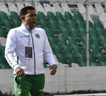 César Farías, seleccionador de Bolivia y ex DT de Venezuela