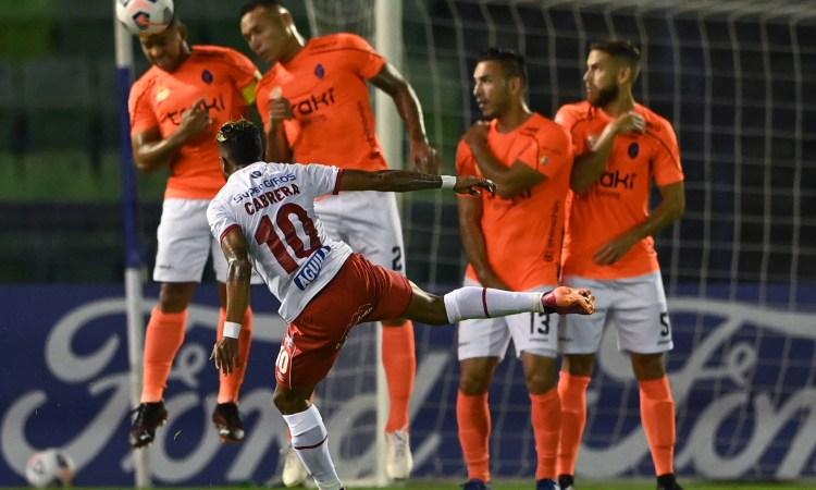 Deportivo La Guaira empató sin goles con América en la fecha 3 de la Libertadores