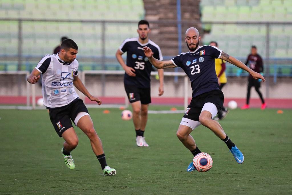 Alexander González y Mikel Villanueva - Foto FVF