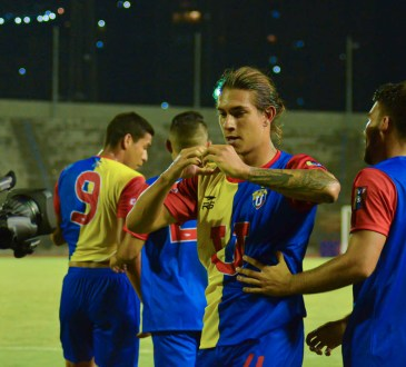 Héctor Acosta, UCV FC