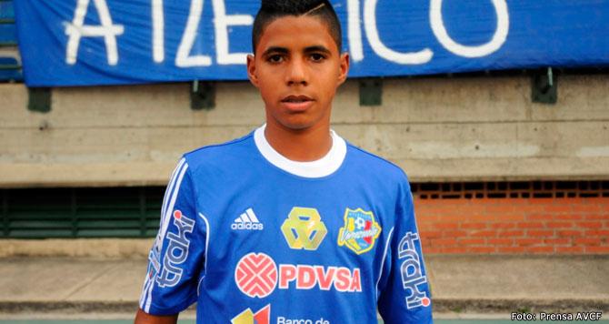 Richard Celis - Atlético Venezuela