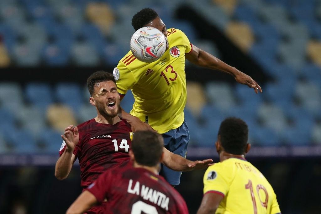Venezuela 0-0 Colombia