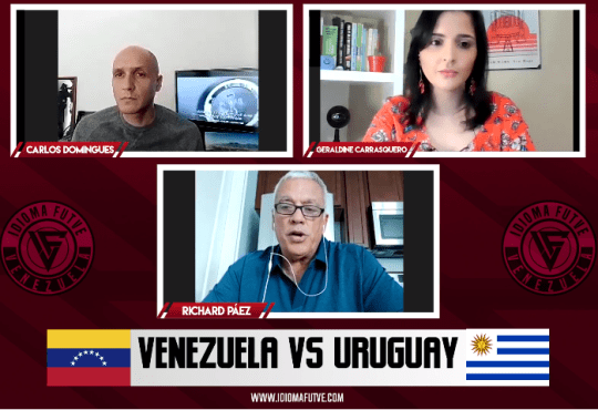 Idioma Fútbol, Episodio 1 - Richard Páez