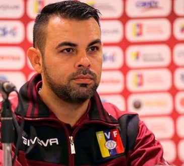 Freddy González, DT de la Vinotinto de fútbol sala