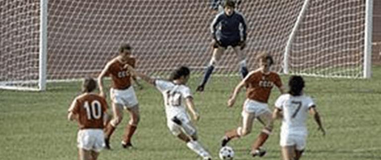La Vinotinto en los Juegos Olímpicos de Moscú 1980
