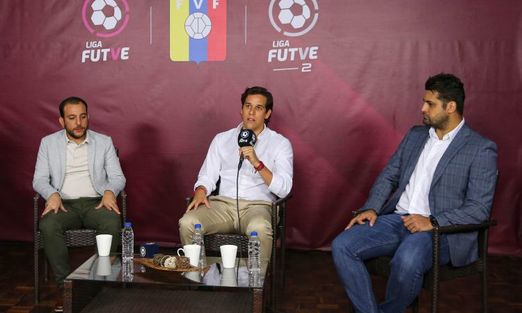 Las nuevas autoridades del fútbol venezolano