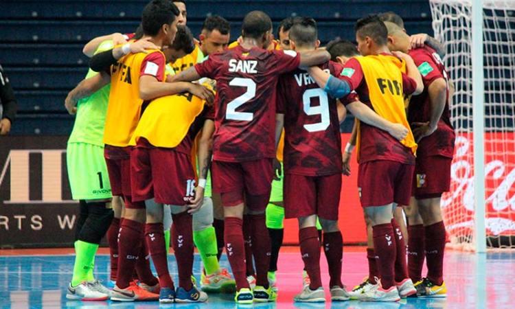 Selección de Venezuela en Futsal