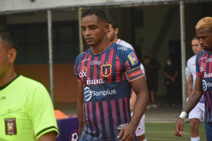 Óscar González con Monagas SC.