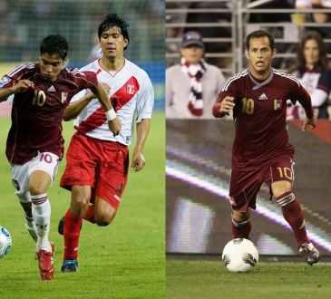 Ronald Vargas y Alejandro Guerra