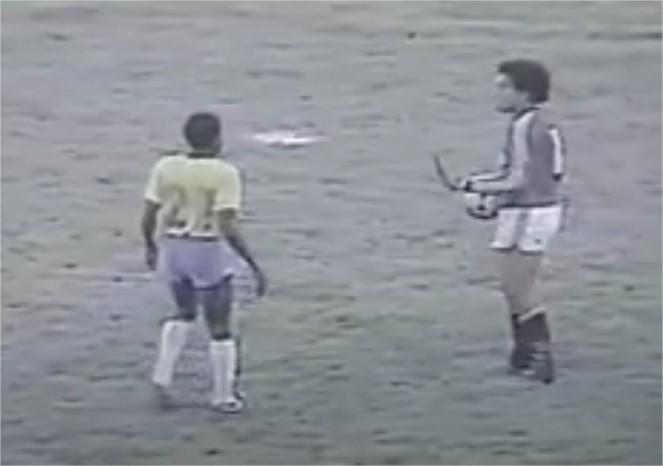 Vicente Vega vs Isidoro