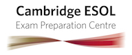 Logo de Cambridge ESOL Exam Preparation Centre