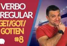 verbo irregular get
