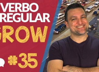 verbo irregular grow
