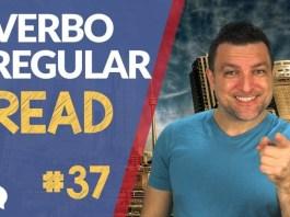 verbo irregular read