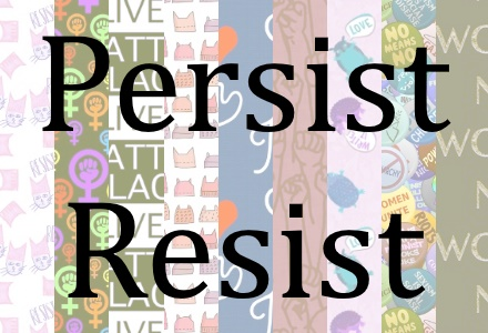 Persist, Resist: Nine Fabrics from Spoonflower for your Craftivism