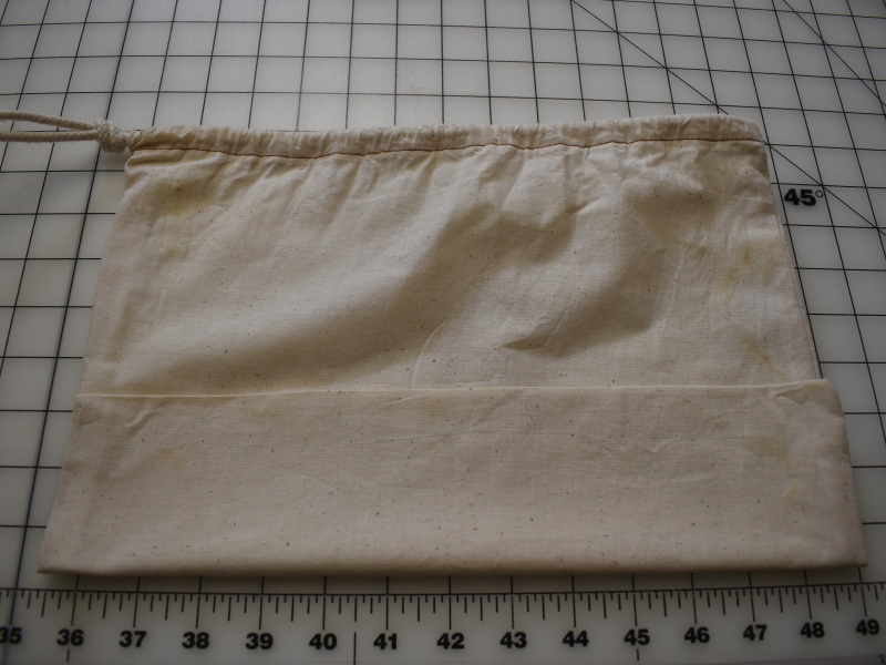 Greens Muslin Bags First Try