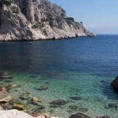 To the beach near Aix